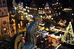 Die Weihnachtsmärkte im Stadtgebiet