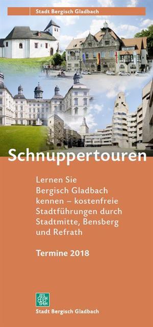 Termine für die Schnuppertouren in Bergisch Gladbach stehen fest