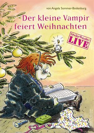 """Kindertheater """"Der kleine Vampir feiert Weihnachten"""" am 24. November – Vergünstigte Karten für Familien mit kleinem Geldbeutel"""