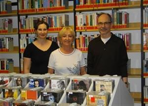 Stadtteilbücherei Bensberg: Bücher und DVDs in einfacher Sprache