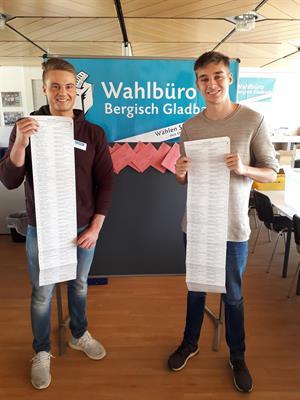 Vorab schon wählen gehen – Briefwahl vor Ort in Bensberg, Refrath und der Stadtmitte ab 29. April möglich