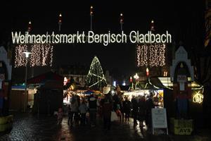 Es weihnachtet sehr in Bergisch Gladbach – die Weihnachtsmärkte im Stadtgebiet
