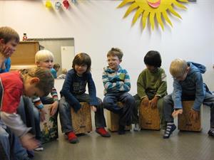 Musikschule: Schnuppermonat November für Ein- bis Sechsjährige