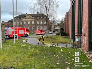 12 Einsätze am Donnerstag für die Feuerwehr Bergisch Gladbach