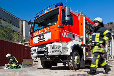 Feuerwehr Gladbach