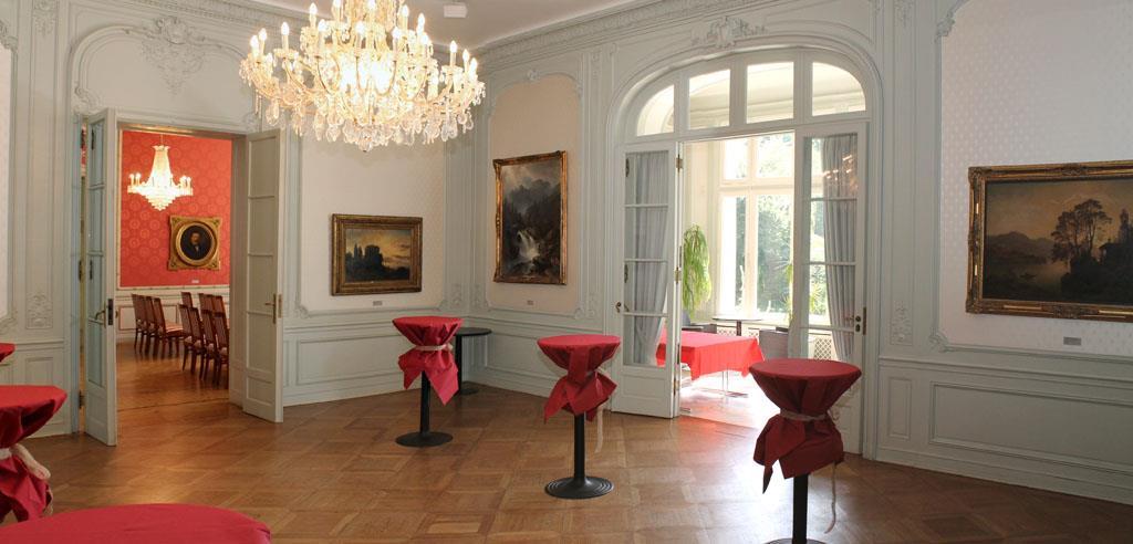 Wintergarten Bergisch Gladbach kunstmuseum villa zanders stadt bergisch gladbach